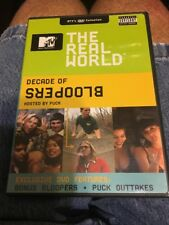 MTVs The Real World - A Decade of Bloopers (DVD, 2002)