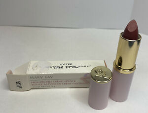 Mary Kay Toffee High Profile Creme Lipstick Lip Color