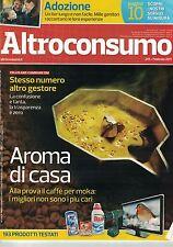 2011 02 - ALTROCONSUMO - 02 2011 - N.245 - AROMA DI CASA