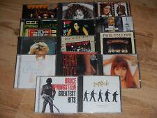 3x CD aus 29 Pop - CD aussuchen, Roxette Collins Springsteen Depeche Madonna