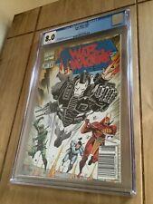 Iron Man #283 - 2nd Full Appearance of War Machine/ CGC 8.0 / Marvel.