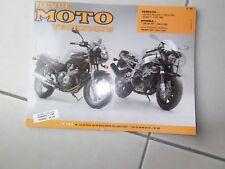 REVUE TECHNIQUE MOTO N°88 YAMAHA XJ 600 / HONDA CBR 900 RR