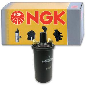 1 pc NGK 48863 Ignition Coil for U1163 UC15T IC64 UC15 UF3T E40 UF3 E1211 ts