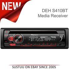 Pioneer Autoradio │ 1-DIN CD Tuner │ Lecteur Multimédia │ Bluetooth │ USB │