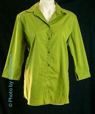 Sara Cotton Blend Plus Size Tops & Blouses for Women