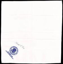 GERALD R. FORD - EPHEMERA SIGNED 09/16/1982