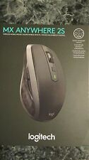 Logitech MX Anywhere 2S Wireless Mouse with FLOW Cross-Computer Control and More
