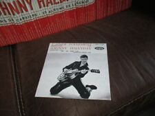 JOHNNY HALLYDAY 1960- SON 1er E.P. 45T(REEDITION )- T'AIMER FOLLEMENT