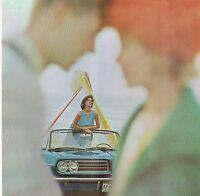 BIG 1963 Pontiac TEMPEST Dealer Sales Brochure: LeMans, Le Mans, Station Wagon,