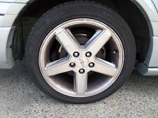 1999 Ford AU XR6 Tickford Genuine Wheels 17 Inch - V6660 BF4464-4465-4466-4467