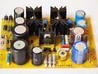 Tube PSU and filament soft start circuit assembled