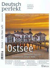 Deutsch perfekt, Heft Juni 06/2014 - Einfach Deutsch Lernen +++ wie neu +++