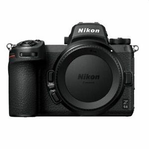 Nikon Z6 II Body Eng/Fren/Portu/Nethe/Chi ship from EU New