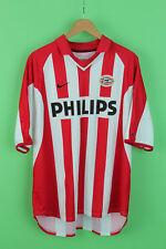 VINTAGE NIKE PSV EINDHOVEN FOOTBALL SHIRT TRIKOT RARE HOME JERSEY 2000/2002 XXL