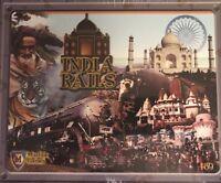 India Rails Board Game - Mayfair Games