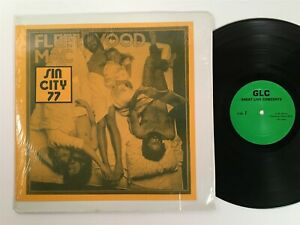FLEETWOOD MAC Sin City 77 GLC Great Live Concerts Rare IN SHRINK VG+ 2LP