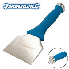 "Silverline Expert Carpet Laying Fitting Bolster Fitters Stair Tool 100mm (4"")"