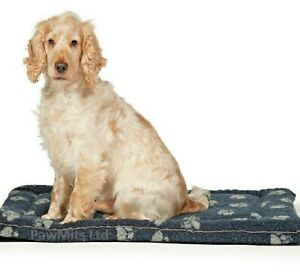 SHERPA FLEECE CAGE MATTRESS - (S - XXL) - Danish Design Dog Bed dd PawMits Mat