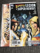 Supergirl And The Legion Of Super-heroes Comic Lot 30 & 31