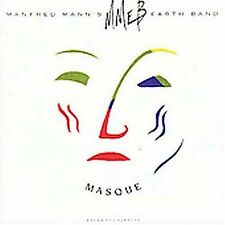 Masque - Manfred Mann's Earth Band (2011, CD NIEUW)