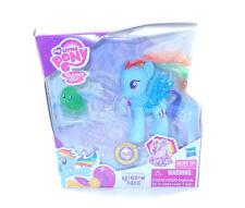 G4 My Little Pony ~*MIB HUB Crystal Motion Rainbow Dash NEW!*~