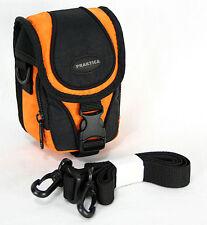 Fototasche Camcordertasche Foto Tasche Unomat SPORTLINE 2 orange-schwarz, 3944