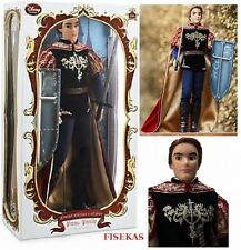 Disney Limited Edition Collector Sleeping Beauty Prince Phillip Doll 17 in NEW