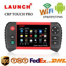 Launch CRP Touch Pro 229 Diagnostic Scan Tool EPB SAS DPF Wifi Android System