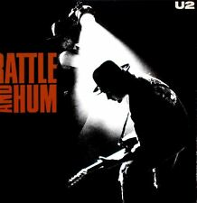 U2 rattle and hum (CD album) VG/EX CID U27 pop rock, blues rock