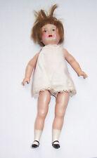 Schöne Zelluloid Puppe gemarktet um 1920 18 cm groß ! (N3
