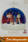 Hallmark Christmas Ornament Magic 2009 Just The Right Tree The Peanuts Gang New