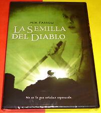 La semilla del diablo. DVD