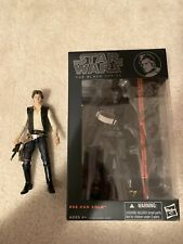 Star Wars black series 6? Han Solo With Box