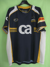 Maillot Rugby ACT Brumbies Australia Jersey CA Vintage ISC Shirt - M