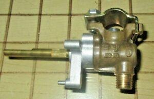 Thermador Range Burner Gas Valve (Black) 00189881, 189881, 20-01-869-05