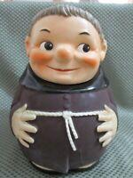 Vintage W. Germany 1950's Hummel Goebel Monk Cookie Jar