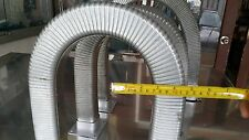 cable carrier steel enclosed flexible drag chain