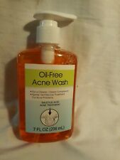 Oil-Free Acne Wash Cleanser - Salicylic Acid - 7 Fl Oz
