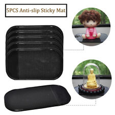 5 Pcs Anti-Slip Mat Holder Dashboard Sticky Pad Non-slip Car Magic Cell Phone