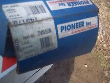Auto Trans Filter Kit-RWD, 4L80-E, 4 Speed Trans Pioneer 745176