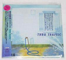 Tohoku Shinkansen (Narumin & Etsu) / Thru Traffic JAPAN CD Mini LP w/OBI  Rare!!