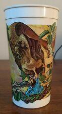 Jurassic Park McDonald's Dinosaur Cup JP6 Brachiosaur Coca Cola 1992