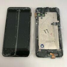 GENUINE HTC DESIRE 300 BLACK LCD SCREEN DISPLAY DIGITIZER NEW
