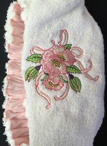 Ladies After Shower Towel Caps Of  *VARIOUS DESIGNS * Emb sew-ezy-australia