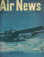 Air News with Air Tech March 1944 World War II Catalina PBY Mosquitoes