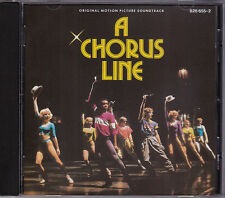 A Chorus Line - Soundtrack - CD (826 655-2 1985 Casablanca Australia)