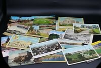 Large Lot of 22 Old Vintage CALIFORNIA POSTCARDS nice mix Early 1900's to 1970's