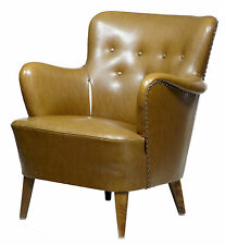 Art Deco Beech 20th Century Antique Chairs