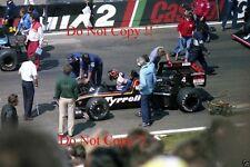 Stefan Bellof Tyrell 012 Belgian Grand Prix 1984 Photograph