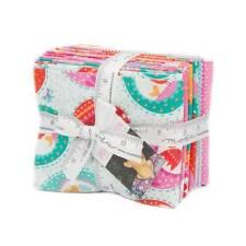 Moda SPRING BUNNY FUN 14 Fat Quarter Bundle 20540AB Quilt Fabric -Stacy Iest Hsu